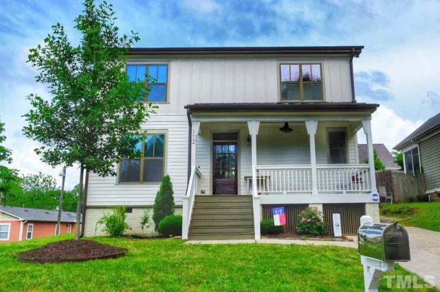 112 Cooke Street, Raleigh, NC 27601 (#2253429) :: Dogwood Properties