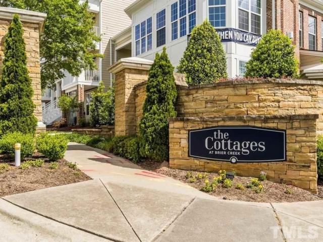 10210 Sablewood Drive #116, Raleigh, NC 27617 (#2253436) :: Marti Hampton Team - Re/Max One Realty