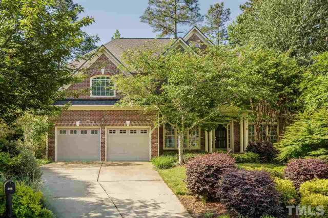 208 Hedgewood Court, Cary, NC 27519 (#2253456) :: Marti Hampton Team - Re/Max One Realty