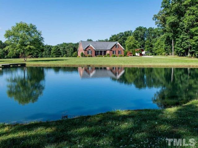 45 Smith Hudson Road, Siler City, NC 27344 (#2253501) :: The Jim Allen Group
