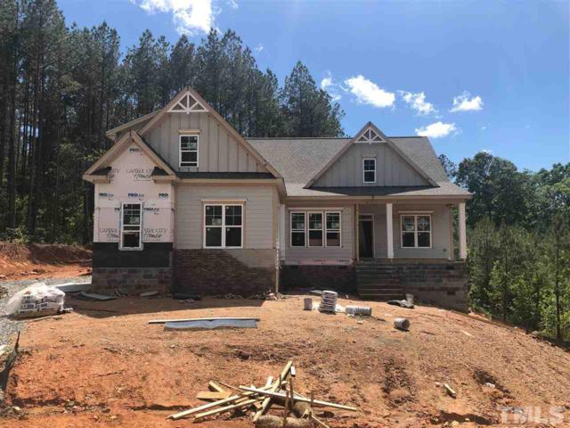 181 Colonial Ridge Drive #758, Pittsboro, NC 27312 (#2253512) :: The Jim Allen Group