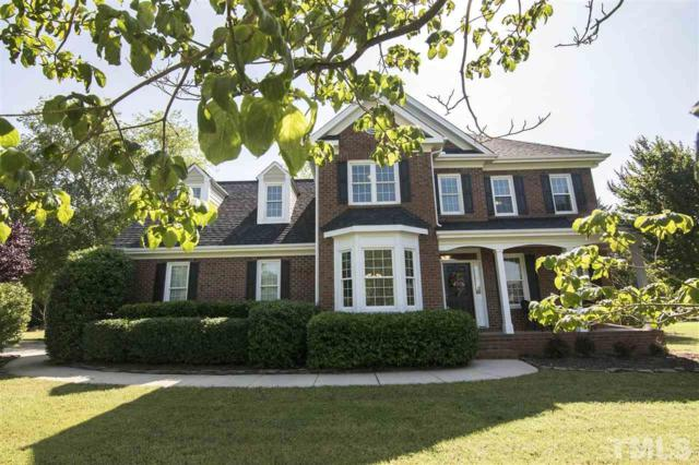 2508 Pennyshire Lane, Raleigh, NC 27606 (#2253578) :: The Perry Group