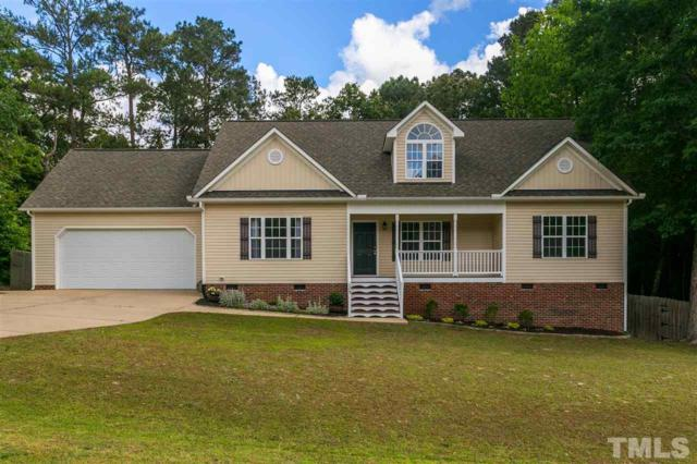173 Cool Creek Drive, Willow Spring(s), NC 27592 (#2253640) :: Marti Hampton Team - Re/Max One Realty