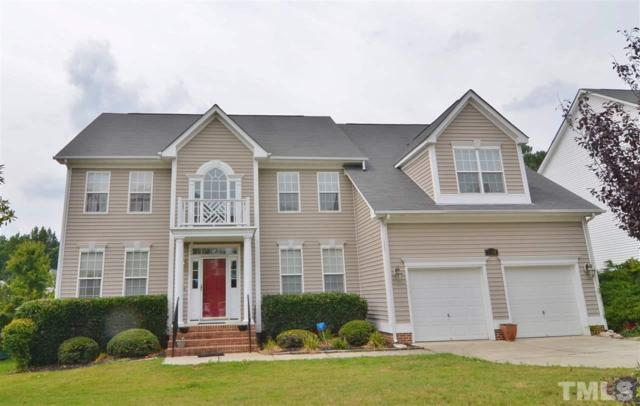 1200 Celandine Drive, Apex, NC 27502 (#2253652) :: The Perry Group