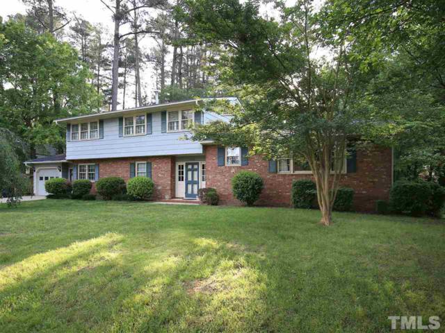 5008 Coronado Drive, Raleigh, NC 27609 (#2253705) :: Raleigh Cary Realty