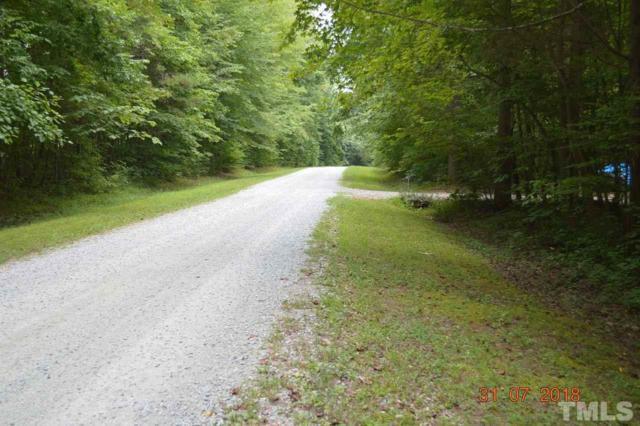 Lot 10 Pointe Mayo Road, Roxboro, NC 27574 (#2253724) :: Rachel Kendall Team