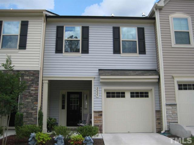 2227 Sweet Annie Way, Wake Forest, NC 27587 (#2253736) :: Raleigh Cary Realty