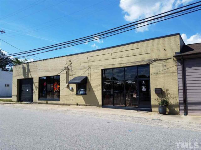 6 W Ivey Street, Lillington, NC 27546 (#2253861) :: Sara Kate Homes