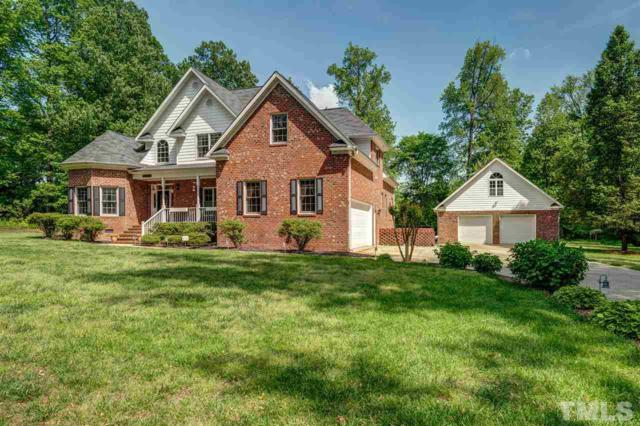 6269 Windchase Drive, Rocky Mount, NC 27803 (#2253882) :: Dogwood Properties
