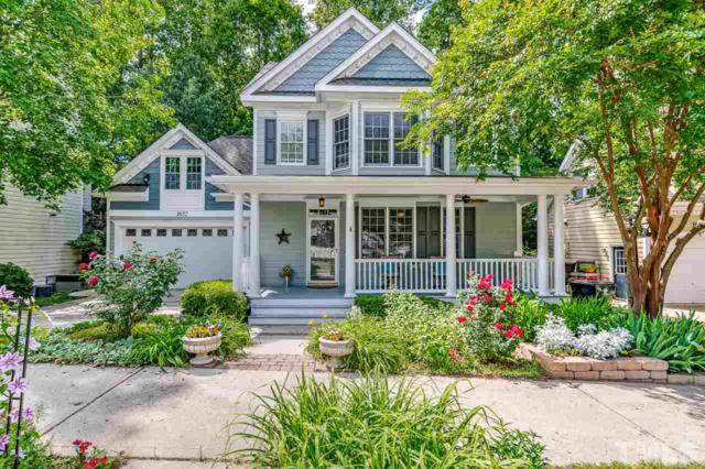 1652 Town Home Drive, Apex, NC 27502 (#2253931) :: The Perry Group