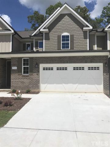 2510 Rambling Creek Road #30, Apex, NC 27523 (#2253952) :: Raleigh Cary Realty