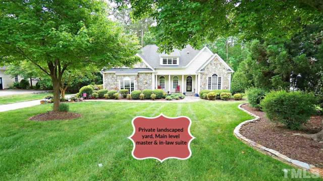 2709 Penfold Lane, Wake Forest, NC 27587 (#2253966) :: Real Estate By Design