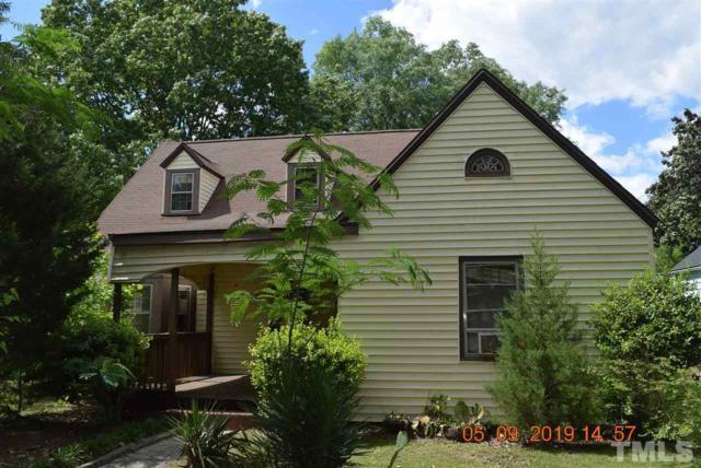 303 NE Whitehead Avenue, Wilson, NC 27893 (#2253970) :: The Jim Allen Group