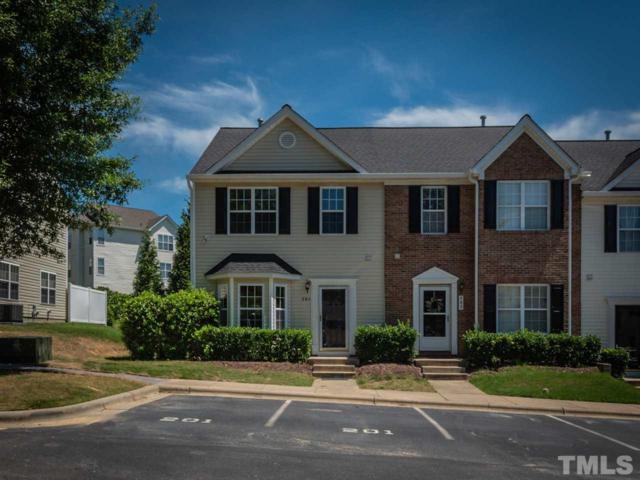 201 Baberton Drive, Apex, NC 27502 (#2254043) :: RE/MAX Real Estate Service
