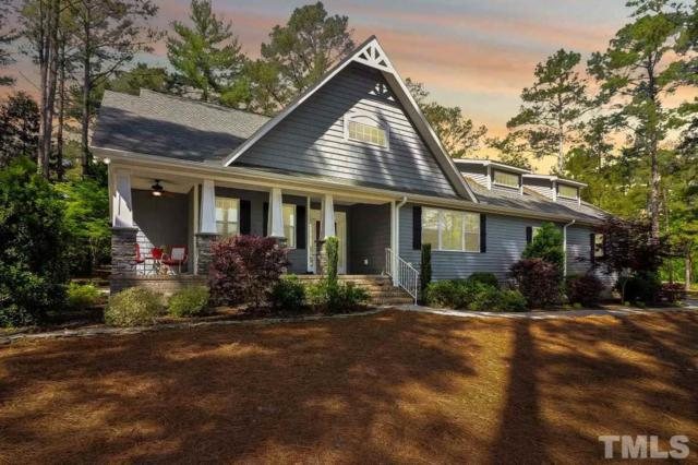 875 Rays Bridge Road, Whispering Pines, NC 28327 (#2254131) :: Raleigh Cary Realty