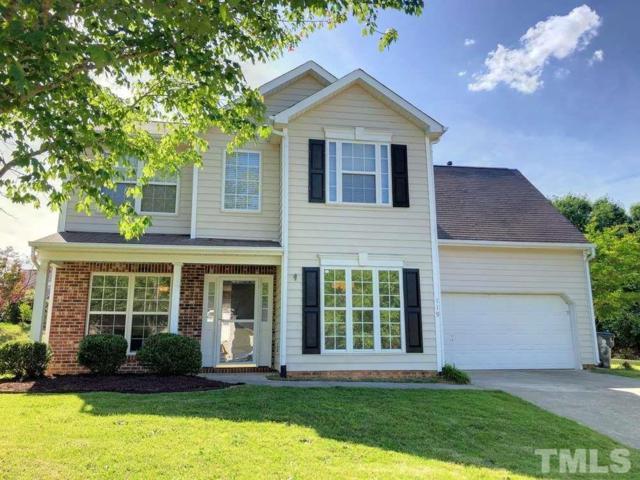 119 Ridge Lake Drive, Apex, NC 27539 (#2254133) :: M&J Realty Group