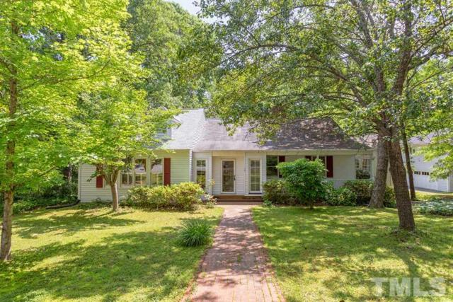 12 Oakwood Drive, Chapel Hill, NC 27517 (#2254143) :: Raleigh Cary Realty
