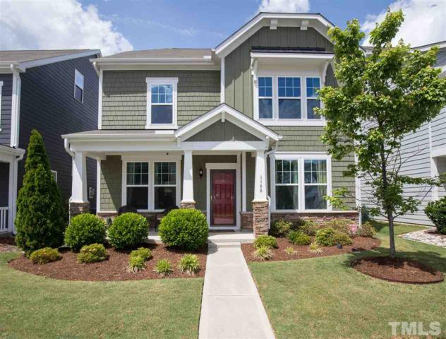 1166 Marker Drive, Apex, NC 27502 (#2254269) :: Raleigh Cary Realty