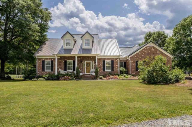 1605 Lawrence Road, Creedmoor, NC 27522 (#2254303) :: The Results Team, LLC