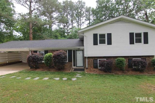 1412 Ivy Lane, Raleigh, NC 27609 (#2254336) :: Raleigh Cary Realty
