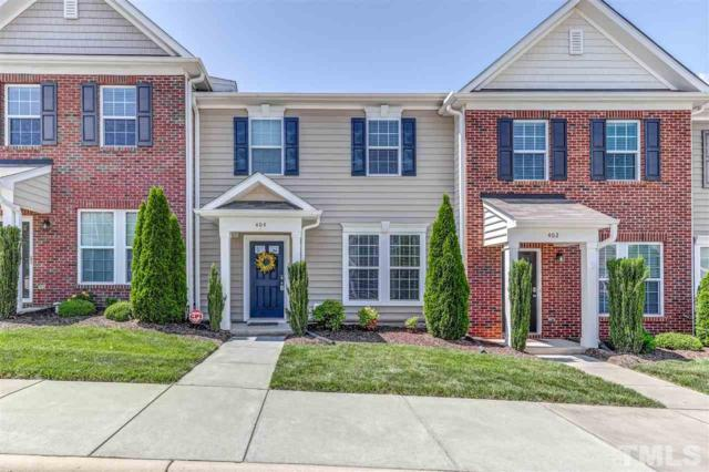 404 Provincial Street, Raleigh, NC 27603 (#2254439) :: The Results Team, LLC