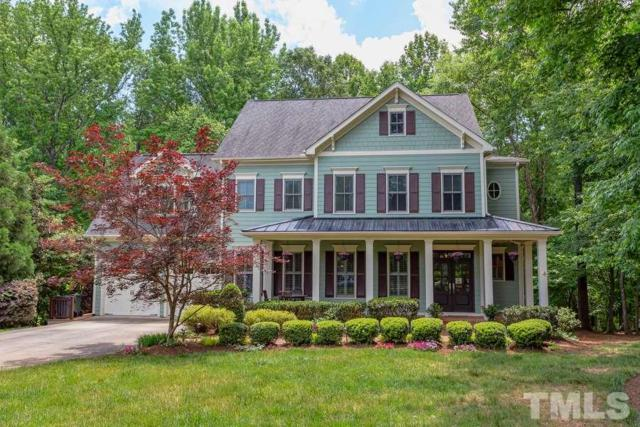 121 Cross Creek Drive, Chapel Hill, NC 27514 (#2254565) :: Morgan Womble Group