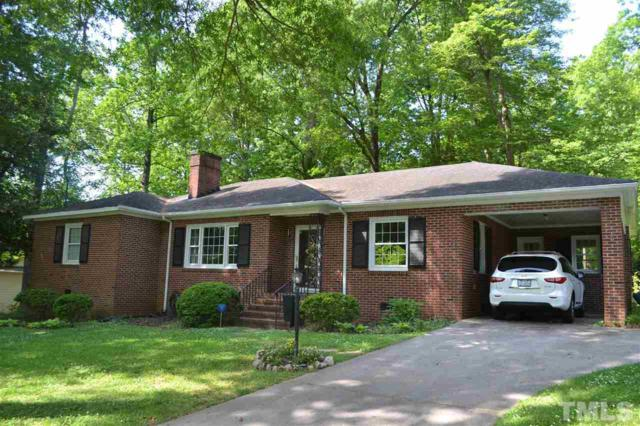 321 Willowood Drive, Henderson, NC 27536 (#2254606) :: RE/MAX Real Estate Service