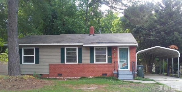 905 Culpepper Lane, Raleigh, NC 27610 (#2254699) :: Spotlight Realty