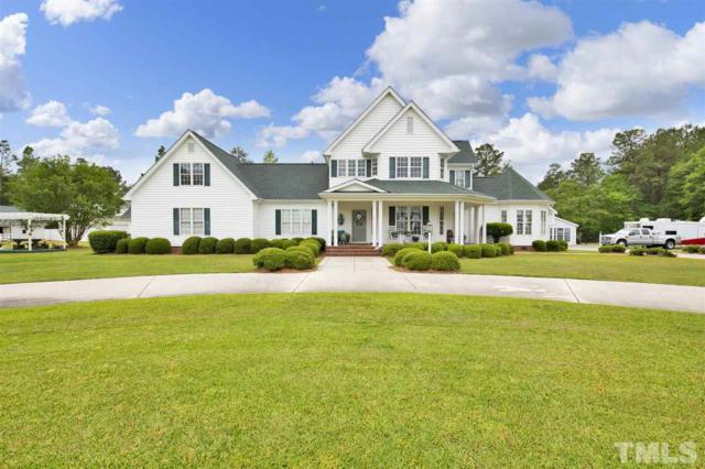 100 S Oak Court, Dunn, NC 28334 (#2254722) :: Raleigh Cary Realty