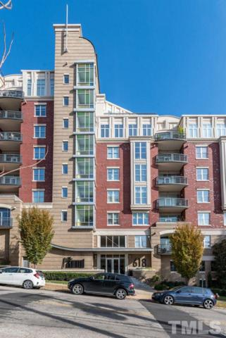 618 N Boylan Avenue #506, Raleigh, NC 27603 (MLS #2254754) :: The Oceanaire Realty