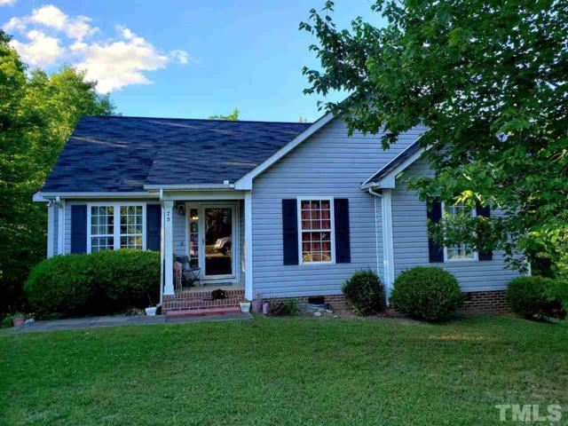 75 Millridge Drive, Franklinton, NC 27525 (#2254767) :: The Jim Allen Group