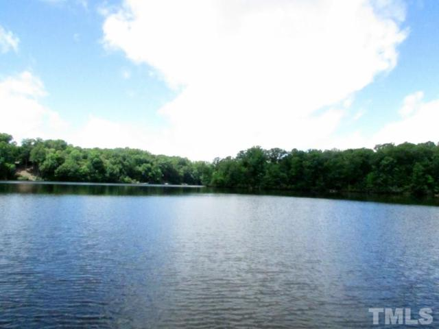 Lot 14 Fishermans Point Road, Roxboro, NC 27574 (#2254778) :: Morgan Womble Group