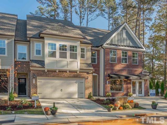628 Newlyn Drive #36, Raleigh, NC 27606 (#2254792) :: Marti Hampton Team - Re/Max One Realty