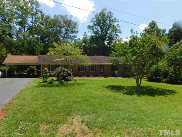 1009 Parkwood Drive, Siler City, NC 27344 (#2254848) :: Dogwood Properties