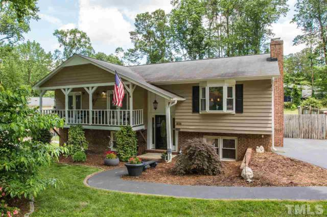 806 Roanoke Drive, Cary, NC 27513 (#2254930) :: Marti Hampton Team - Re/Max One Realty
