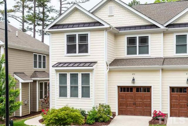 431 Lena Circle, Chapel Hill, NC 27516 (#2255084) :: Morgan Womble Group