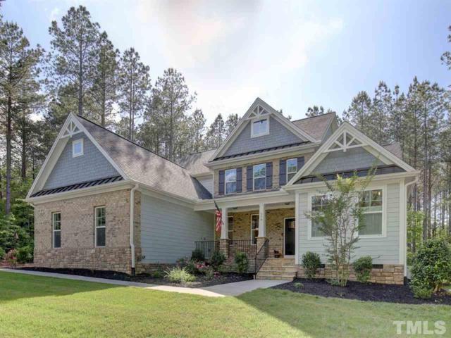 479 Colonial Ridge Drive, Pittsboro, NC 27312 (#2255178) :: The Jim Allen Group