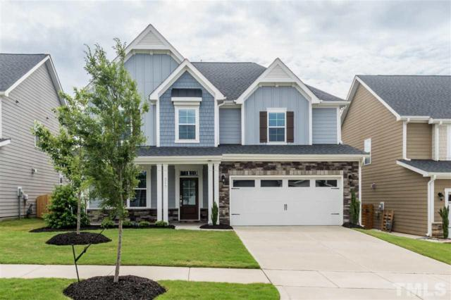 317 Atwood Drive, Holly Springs, NC 27540 (#2255191) :: Marti Hampton Team - Re/Max One Realty