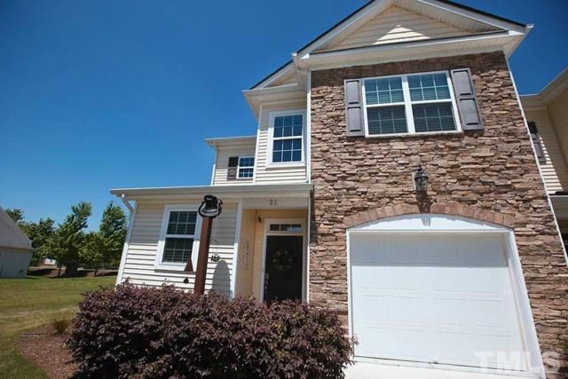 21 Daly Court, Durham, NC 27705 (#2255245) :: Real Estate By Design