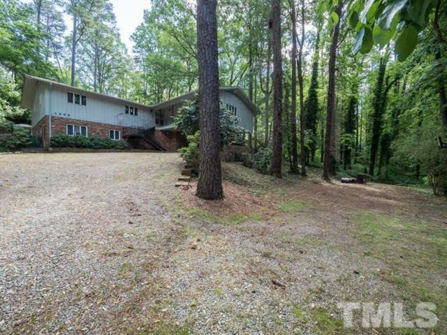 1405 Onslow Road, Raleigh, NC 27606 (#2255293) :: The Results Team, LLC