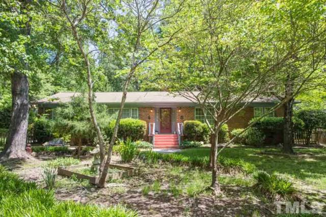 703 Churchill Drive, Chapel Hill, NC 27517 (#2255353) :: RE/MAX Real Estate Service