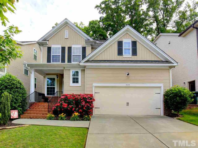 925 Pirouette Court, Raleigh, NC 27606 (#2255372) :: The Results Team, LLC
