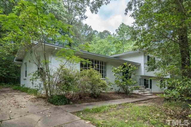 602 Churchill Drive, Chapel Hill, NC 27517 (#2255405) :: RE/MAX Real Estate Service