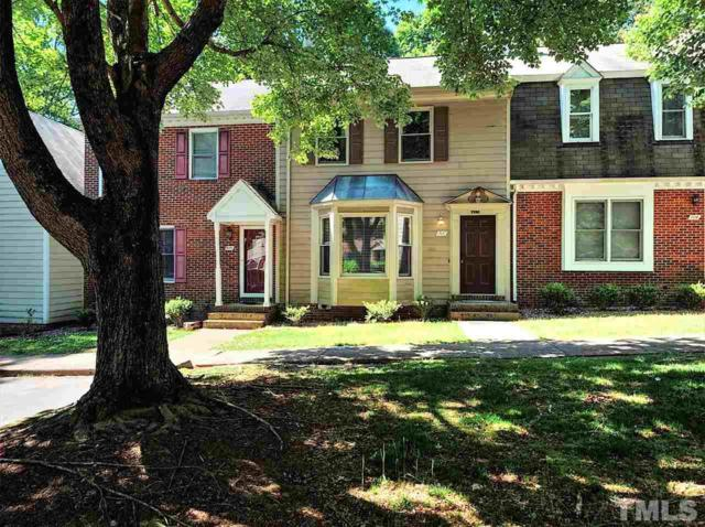 712 Powell Drive C, Raleigh, NC 27606 (#2255420) :: The Results Team, LLC