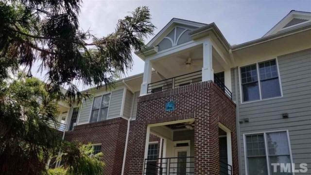 701 Copperline Drive #304, Chapel Hill, NC 27516 (#2255423) :: Real Estate By Design