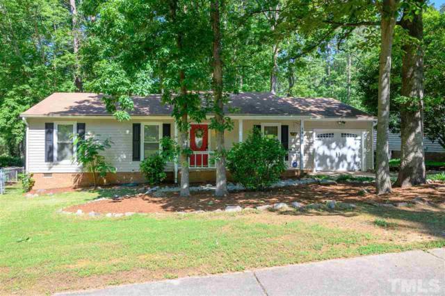 1806 Tarbert Drive, Cary, NC 27511 (#2255454) :: Spotlight Realty