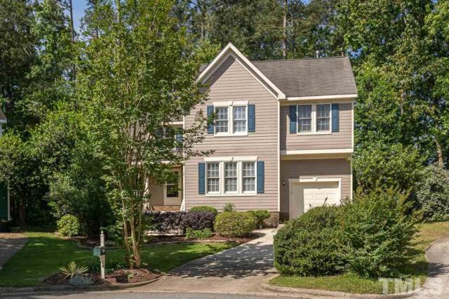 206 Old Dock Trail, Cary, NC 27519 (#2255482) :: Raleigh Cary Realty