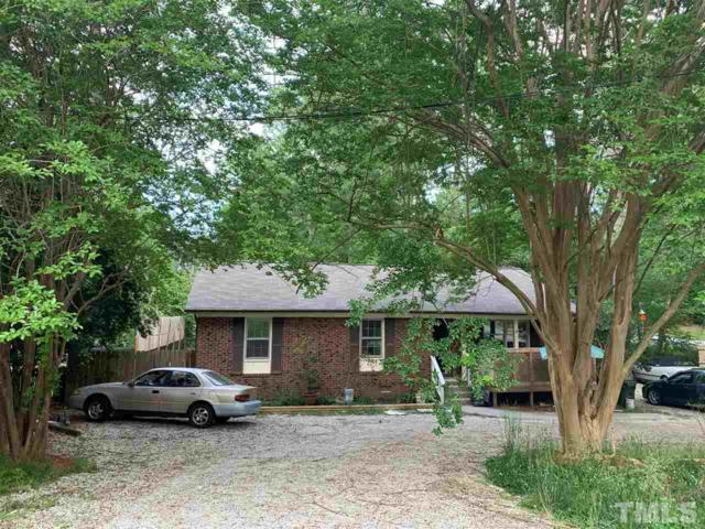 2921 Arnold Road, Durham, NC 27707 (#2255506) :: Marti Hampton Team - Re/Max One Realty
