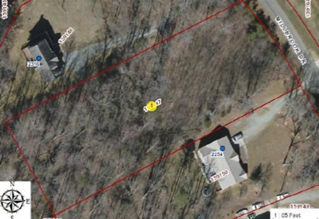 Lot 87 Millbrook Drive, Haw River, NC 27258 (#2255594) :: Dogwood Properties