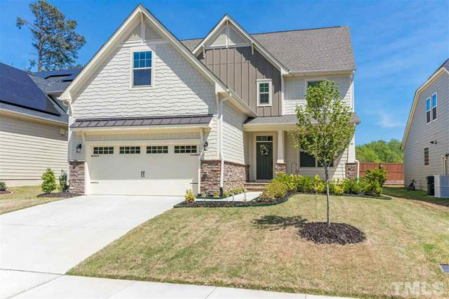 1759 Flint Valley Lane, Apex, NC 27502 (#2255641) :: Marti Hampton Team - Re/Max One Realty